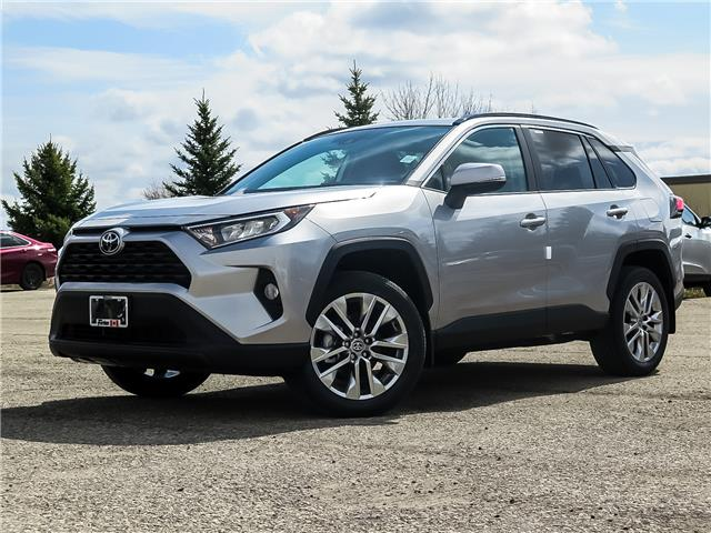 2021 Toyota RAV4 XLE (Stk: 15185) in Waterloo - Image 1 of 22