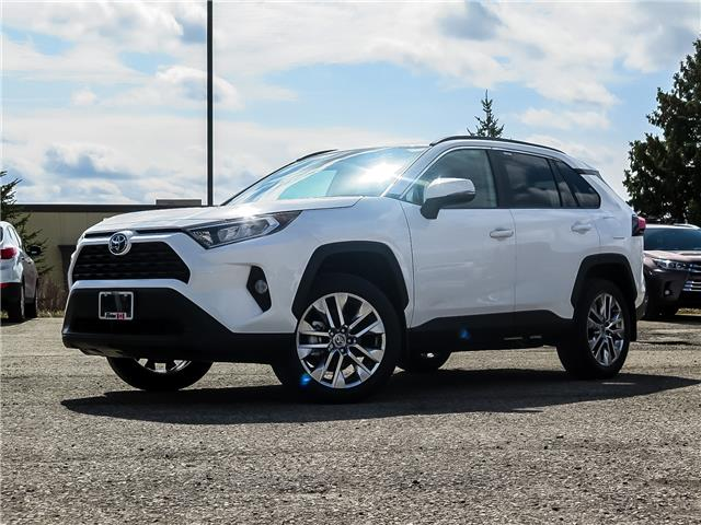 2021 Toyota RAV4 XLE (Stk: 15206) in Waterloo - Image 1 of 22
