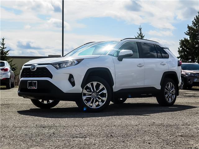 2021 Toyota RAV4 XLE (Stk: 15205) in Waterloo - Image 1 of 22