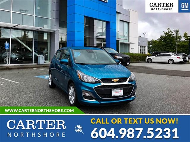 2020 Chevrolet Spark 2LT CVT (Stk: P04370) in North Vancouver - Image 1 of 11