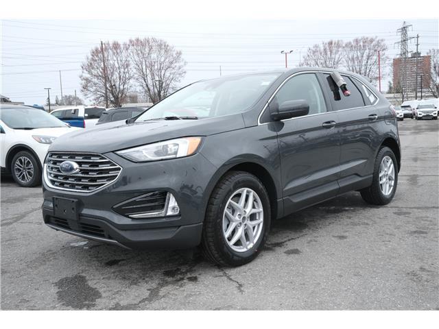 2021 Ford Edge SEL (Stk: 2102140) in Ottawa - Image 1 of 18