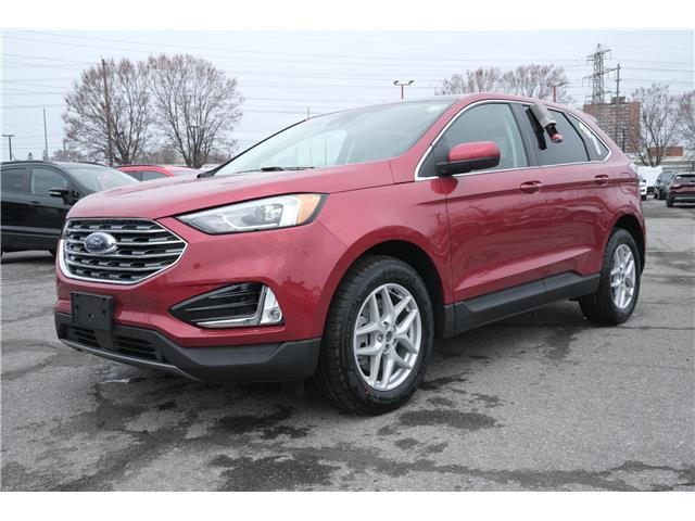 2021 Ford Edge SEL (Stk: 2102130) in Ottawa - Image 1 of 18