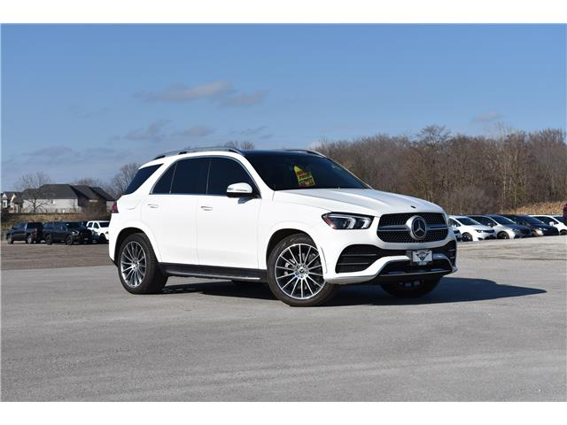 2021 Mercedes-Benz GLE 450 Base (Stk: 21377A) in London - Image 1 of 30