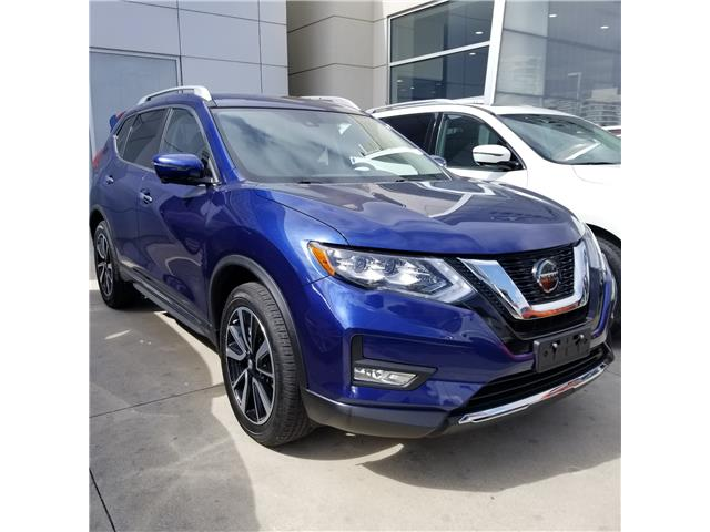 2018 Nissan Rogue SL w/ProPILOT Assist (Stk: N1809A) in Thornhill - Image 1 of 8