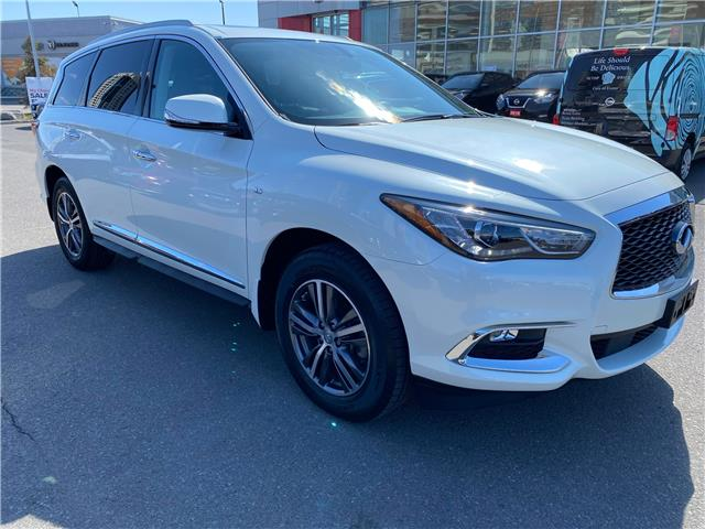 2017 Infiniti QX60 Base (Stk: ) in Thornhill - Image 1 of 10