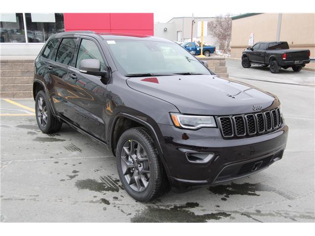 2021 Jeep Grand Cherokee Limited (Stk: PW2725) in St. John\'s - Image 1 of 21