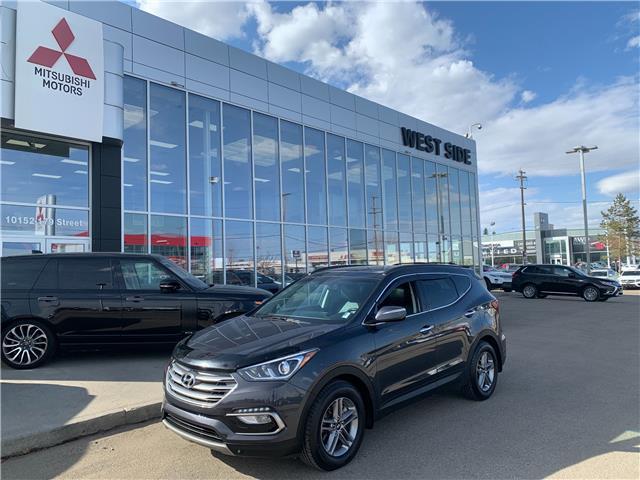 2017 Hyundai Santa Fe Sport 2.4 Luxury (Stk: 22899A) in Edmonton - Image 1 of 30