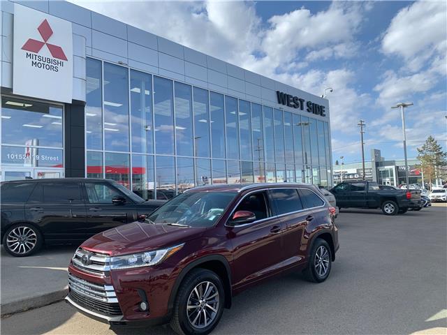 2018 Toyota Highlander XLE (Stk: T20211A) in Edmonton - Image 1 of 30