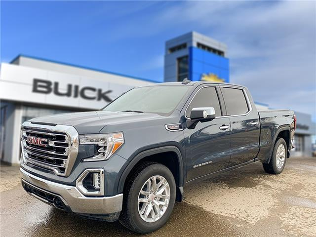 2020 GMC Sierra 1500 SLT (Stk: T21-1688A) in Dawson Creek - Image 1 of 11