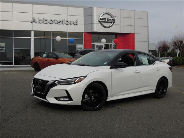 2021 Nissan Sentra SR (Stk: A21094) in Abbotsford - Image 1 of 29