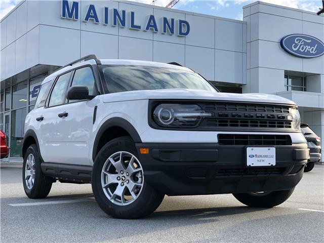 2021 Ford Bronco Sport Base (Stk: 21BR3379) in Vancouver - Image 1 of 30