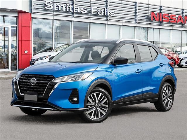 2021 Nissan Kicks SV (Stk: 21-110) in Smiths Falls - Image 1 of 23