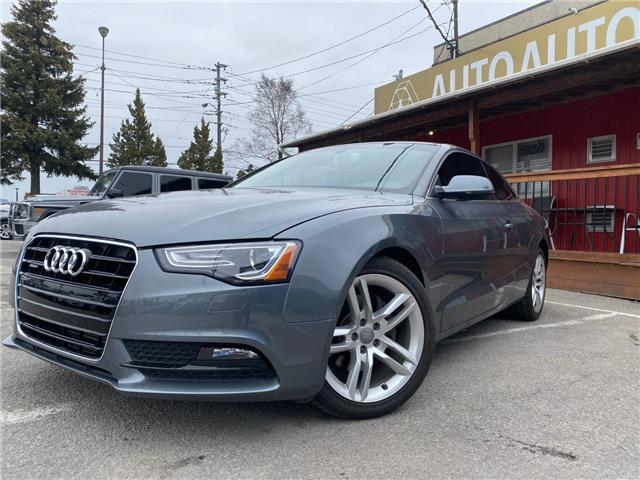 2013 Audi A5  (Stk: 142573) in SCARBOROUGH - Image 1 of 30