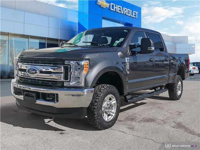2017 Ford F-350  (Stk: F2KH7W) in Winnipeg - Image 1 of 26