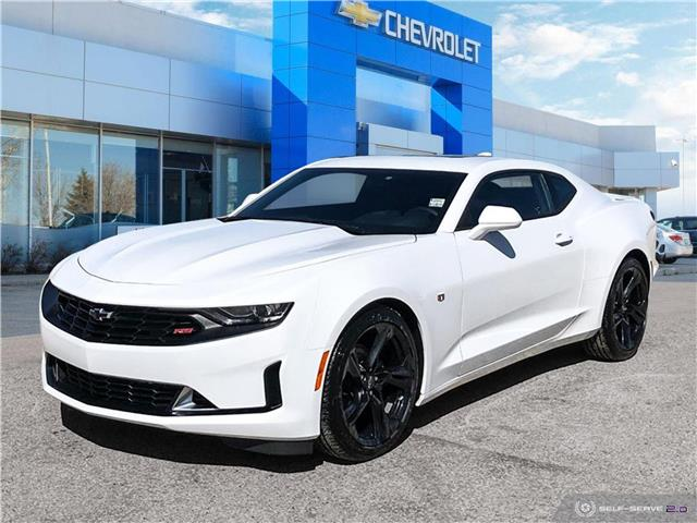 2021 Chevrolet Camaro  (Stk: G21467) in Winnipeg - Image 1 of 25