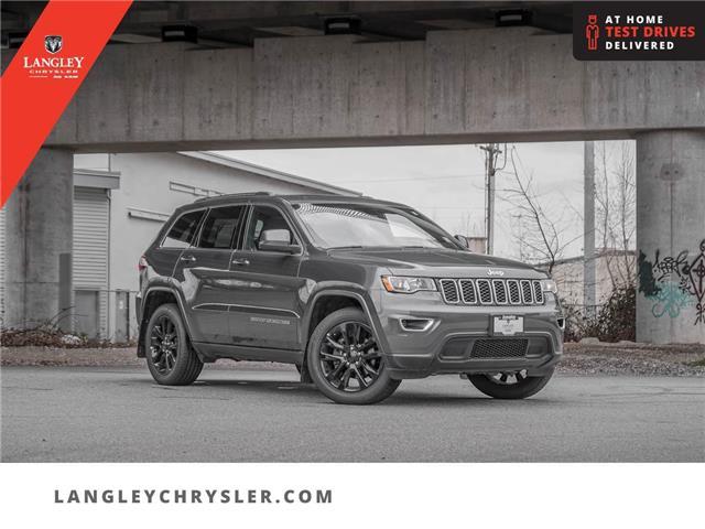 2019 Jeep Grand Cherokee Laredo (Stk: M614404A) in Surrey - Image 1 of 23