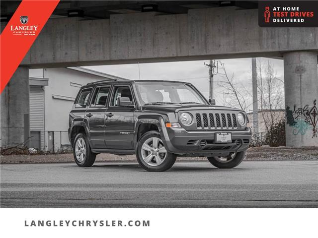 2015 Jeep Patriot Sport/North (Stk: M552657A) in Surrey - Image 1 of 21