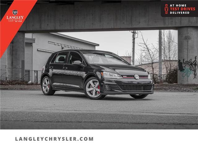 2018 Volkswagen Golf GTI 5-Door Autobahn (Stk: M638609B) in Surrey - Image 1 of 24