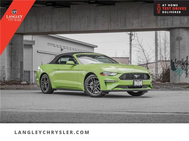 2020 Ford Mustang  (Stk: M505166A) in Surrey - Image 1 of 27