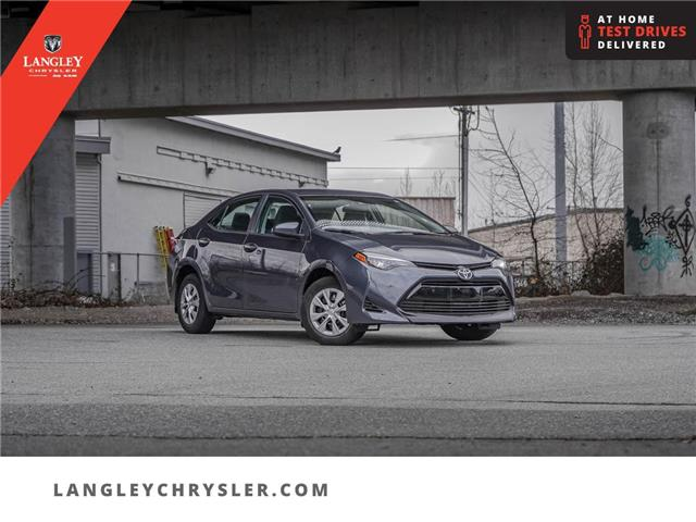 2018 Toyota Corolla CE (Stk: M647688A) in Surrey - Image 1 of 19
