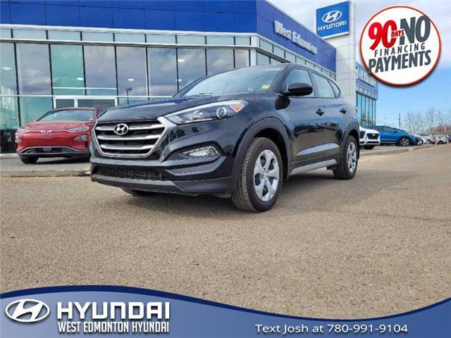 2018 Hyundai Tucson Base 2.0L (Stk: 16029A) in Edmonton - Image 1 of 20