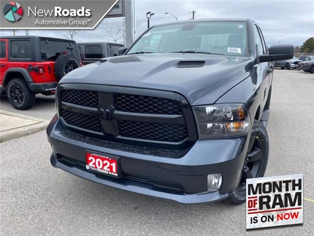 2021 RAM 1500 Classic Tradesman (Stk: T20507) in Newmarket - Image 1 of 21