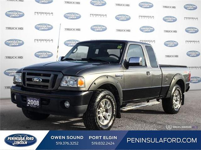2008 Ford Ranger  (Stk: 2226) in Owen Sound - Image 1 of 22