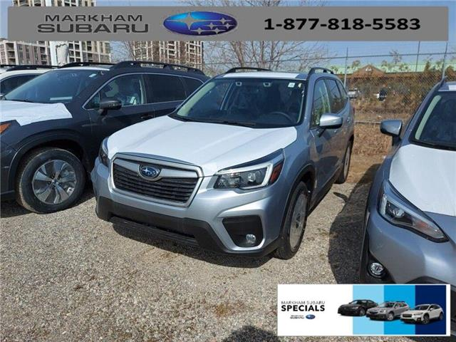 2021 Subaru Forester Touring (Stk: M-9917) in Markham - Image 1 of 2