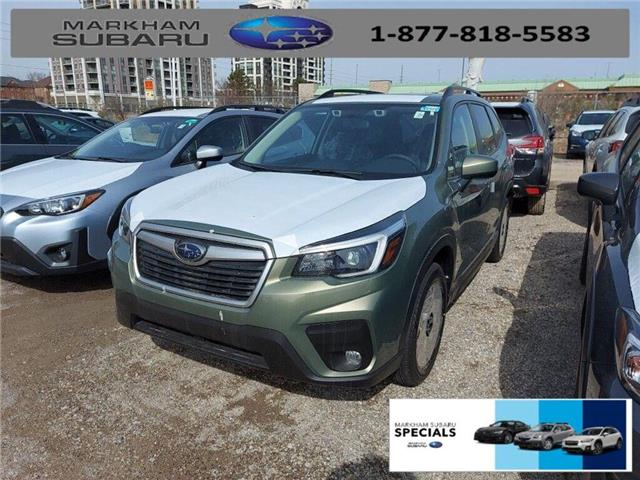 2021 Subaru Forester Touring (Stk: M-9930) in Markham - Image 1 of 2