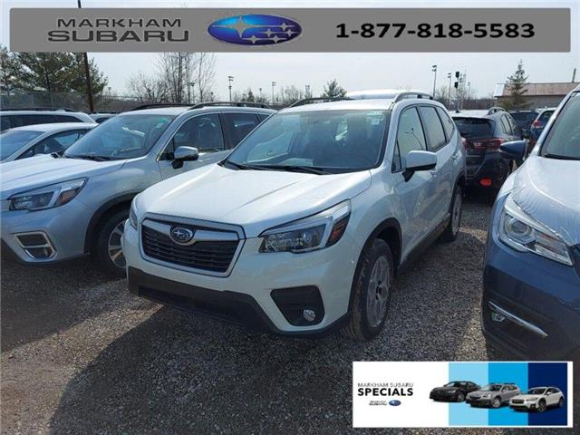 2021 Subaru Forester Convenience (Stk: M-9999) in Markham - Image 1 of 2