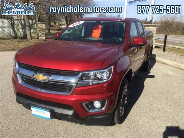 2017 Chevrolet Colorado LT (Stk: X221A) in Courtice - Image 1 of 13