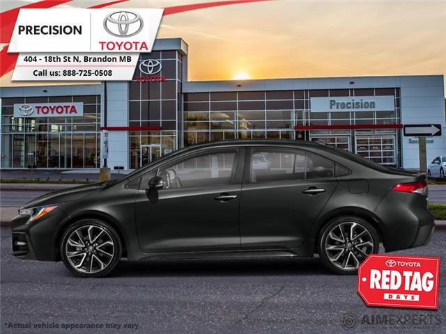 2021 Toyota Corolla SE (Stk: 21002) in Brandon - Image 1 of 1