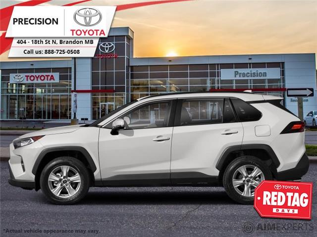 2021 Toyota RAV4 XLE AWD (Stk: 21127) in Brandon - Image 1 of 1