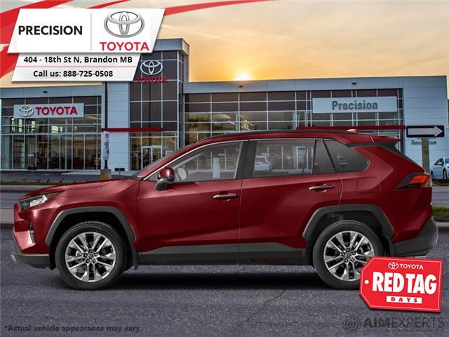 2021 Toyota RAV4 Limited (Stk: 21133) in Brandon - Image 1 of 1