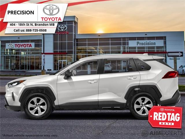 2021 Toyota RAV4 LE AWD (Stk: 21140) in Brandon - Image 1 of 1