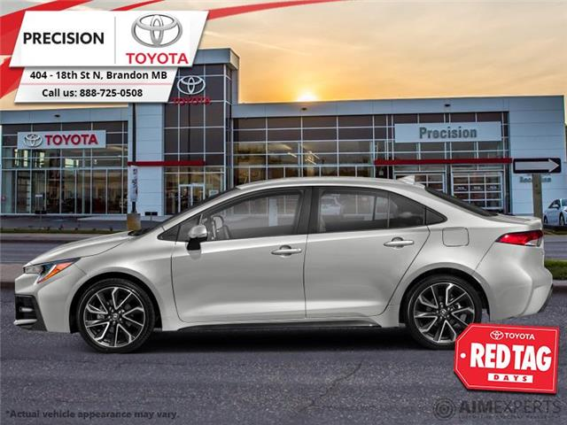 2021 Toyota Corolla SE Upgrade Package (Stk: 21156) in Brandon - Image 1 of 1