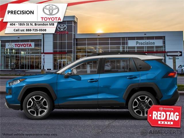 2021 Toyota RAV4 Trail (Stk: 21164) in Brandon - Image 1 of 1