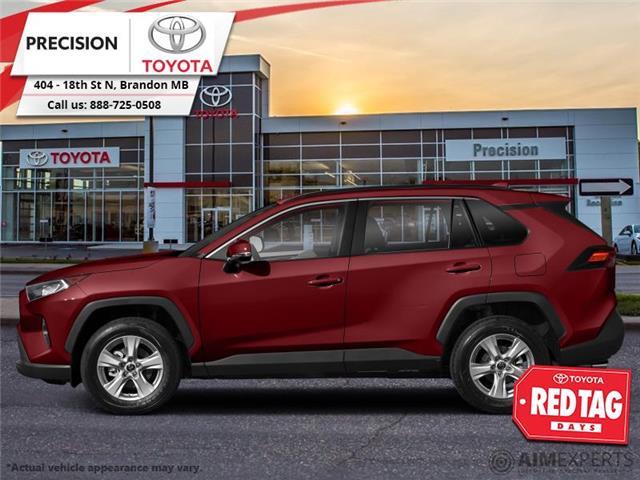 2021 Toyota RAV4 XLE AWD (Stk: 21160) in Brandon - Image 1 of 1