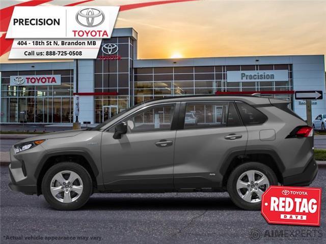 2021 Toyota RAV4 Hybrid LE (Stk: 21173) in Brandon - Image 1 of 1