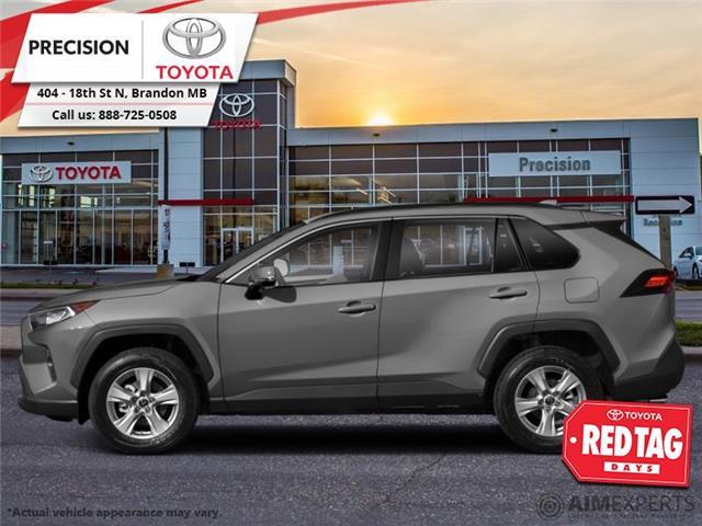 2021 Toyota RAV4 XLE AWD (Stk: 21180) in Brandon - Image 1 of 1