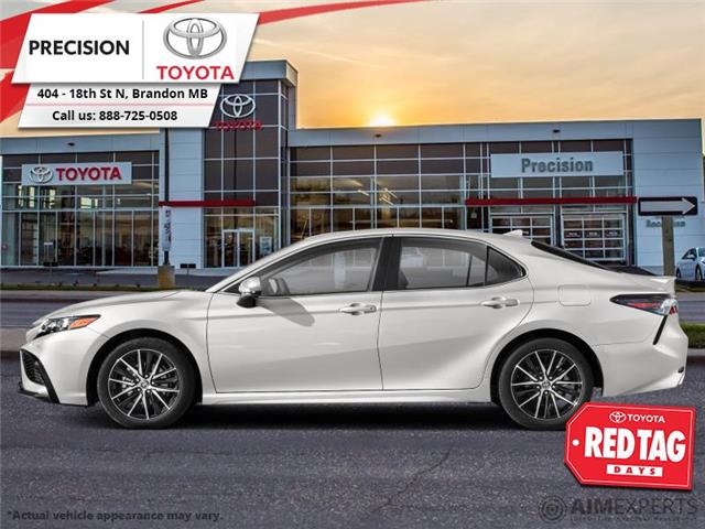 2021 Toyota Camry SE (Stk: 21185) in Brandon - Image 1 of 1