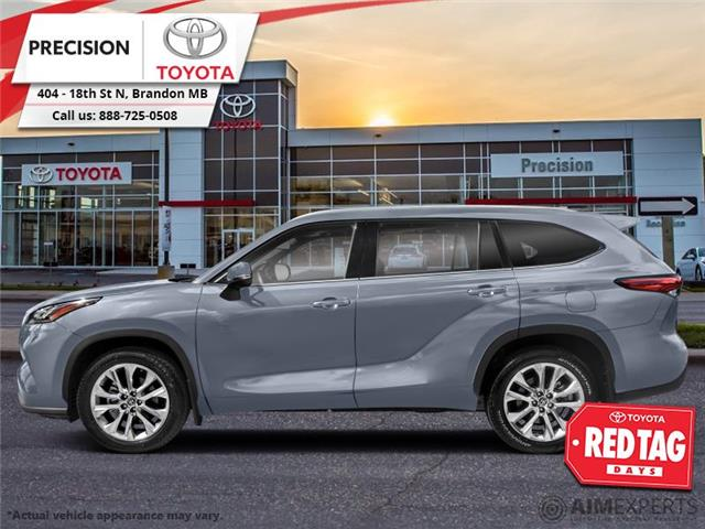 2021 Toyota Highlander Platinum (Stk: 21192) in Brandon - Image 1 of 1