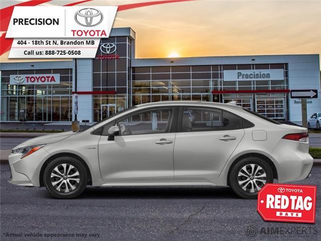 2021 Toyota Corolla Hybrid CVT w/Li Battery Premium (Stk: 21199) in Brandon - Image 1 of 1