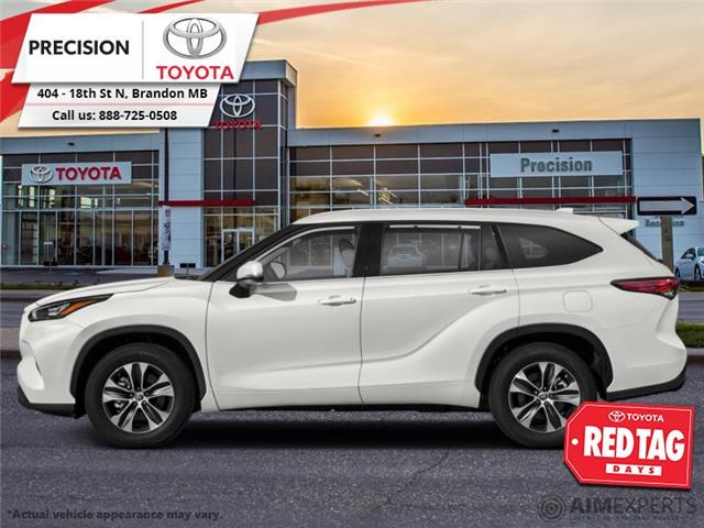 2021 Toyota Highlander XLE (Stk: 21205) in Brandon - Image 1 of 1