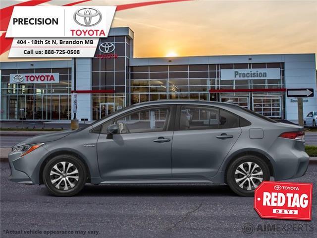 2021 Toyota Corolla Hybrid CVT w/Li Battery (Stk: 21210) in Brandon - Image 1 of 1