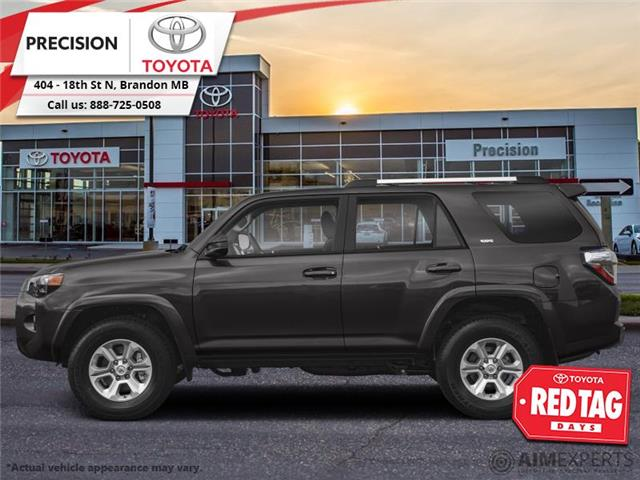 2021 Toyota 4Runner Nightshade (Stk: 21212) in Brandon - Image 1 of 1