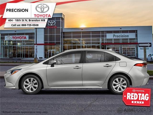 2021 Toyota Corolla LE CVT (Stk: 21216) in Brandon - Image 1 of 1