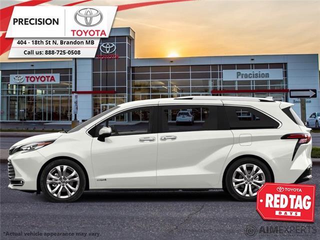2021 Toyota Sienna Limited 7-Passenger AWD (Stk: 21215) in Brandon - Image 1 of 1