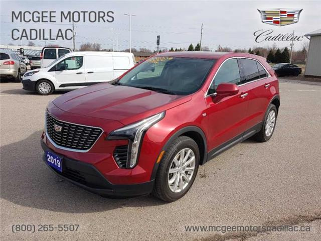 2019 Cadillac XT4  (Stk: 219109) in Goderich - Image 1 of 27