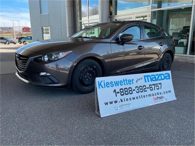2015 Mazda Mazda3 Sport  (Stk: 37363A) in Kitchener - Image 1 of 11